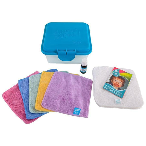 Cheeky Wipes Baby Wipes Trial Kit