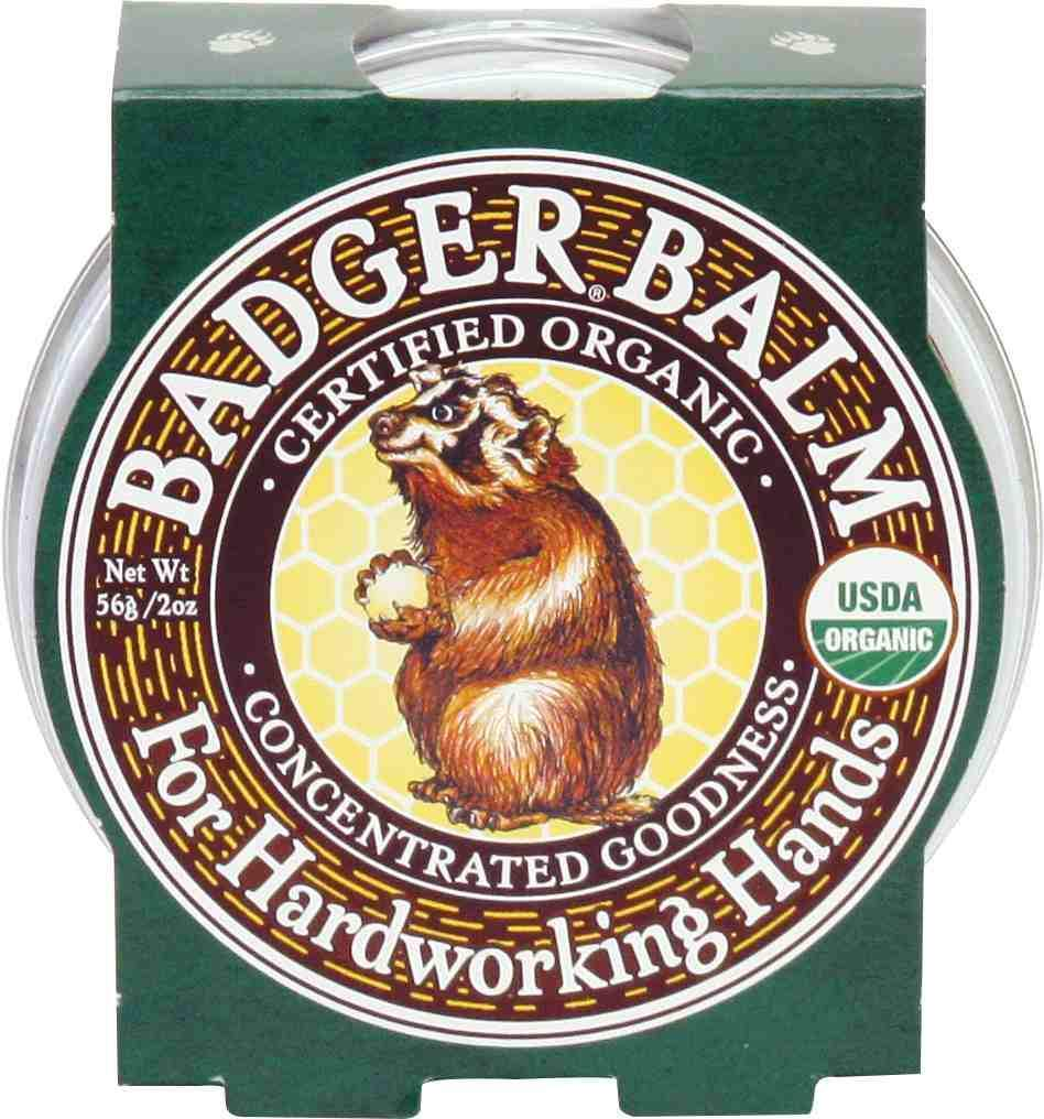 Badger Balm Hard Working Hands