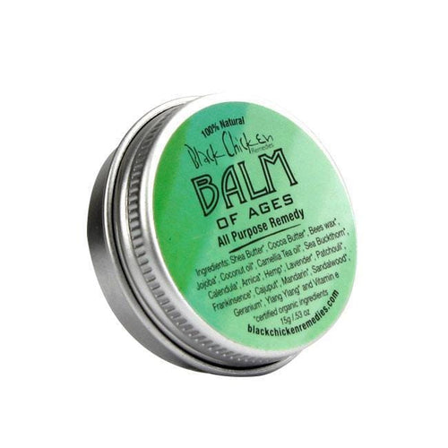 Black Chicken Remedies Balm of Ages, Mini 15g