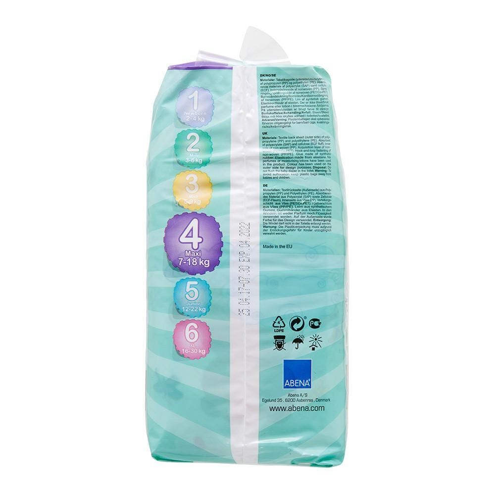Bambo Nature Nappies Maxi (Size 4/7-18kg) - Monthly Subscription