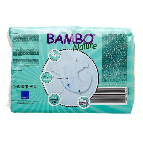 Bambo Nature Nappies Premature (Size 0/1-3kg)