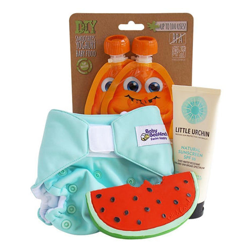 The Clean Collective Beach Baby Gift Pack