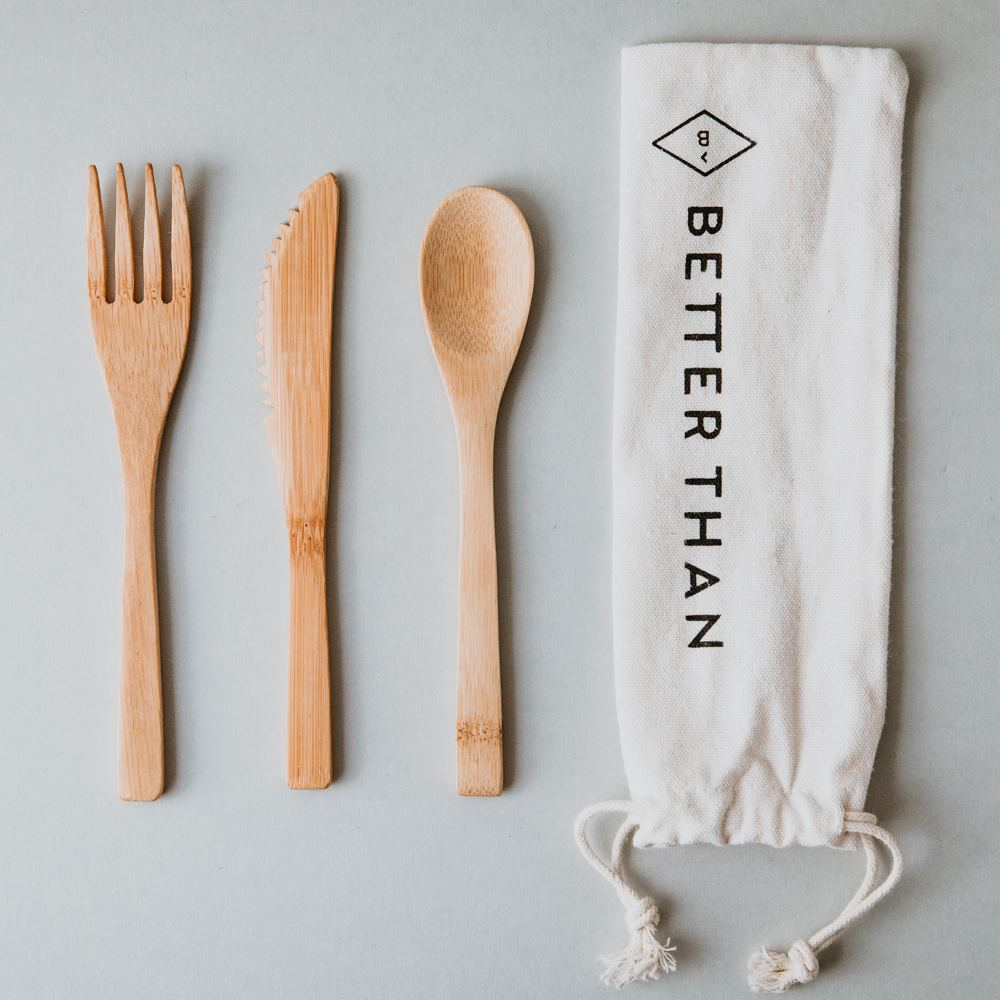 The Clean Collective Zero-Waste For Him Gift Pack