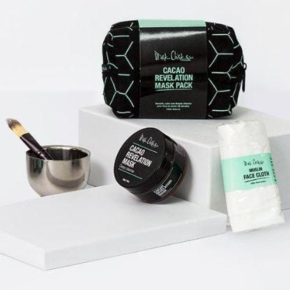 Black Chicken Remedies Cacao Revelation Mask Pack - The Clean Collective