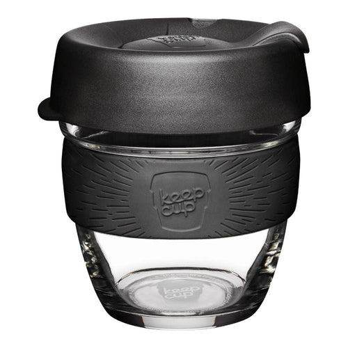 Keep Cup Coffee Cup - Brew Edition, Black