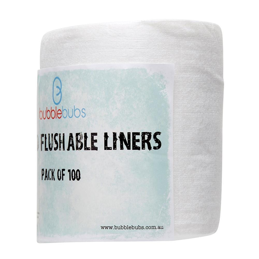 Bubblebubs Biodegradable Flushable Liners