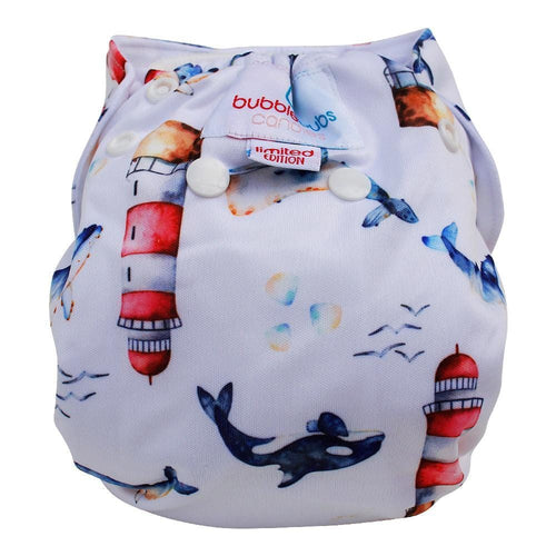 Bubblebubs Candies (Ai2) Nappy - Sedna
