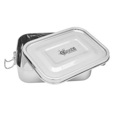 Cheeki Stainless Steel Lunch Box, The Everyday 500ml- The Clean Collective