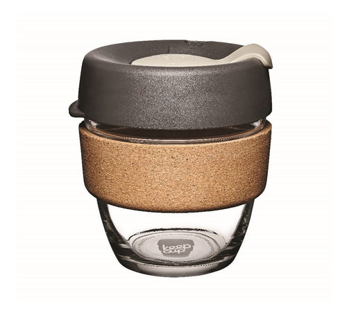 Keep Cup Coffee Cup - Cork Edition, Press
