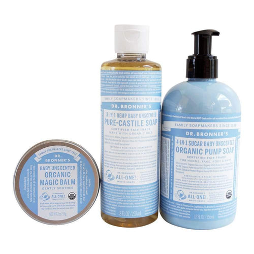 Dr. Bronner's Baby Essentials