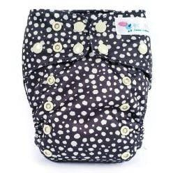 EcoNaps Cloth Nappy, Moonstone - The Clean Collective