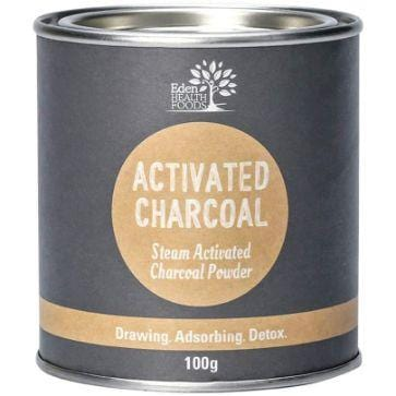 Eden Health Foods Activated Charcoal