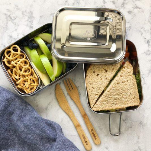 Ever Eco Stackable Bento Snack Box