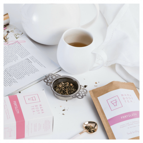 Mama Body Tea Fertility Tea