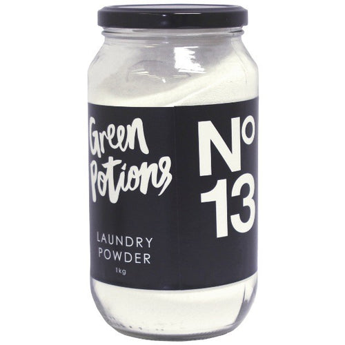 Green Potions No. 13, Laundry Powder 1kg