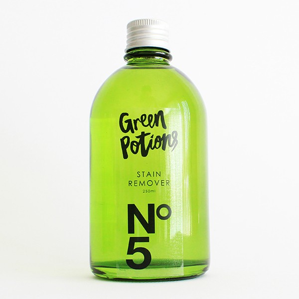 Green Potions No. 5, Stain Remover