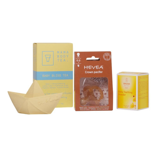 Toxin-Free Baby Shower Bundle - Happy Baby