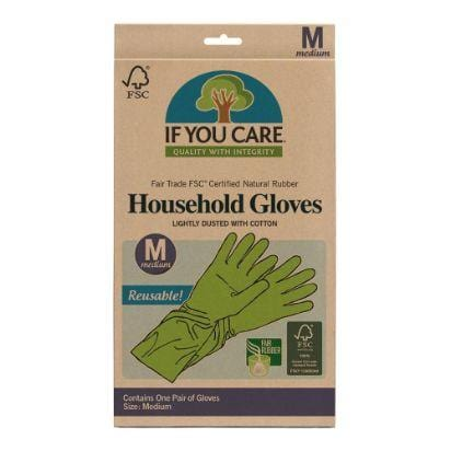 If You Care Household Gloves - The Clean Collective