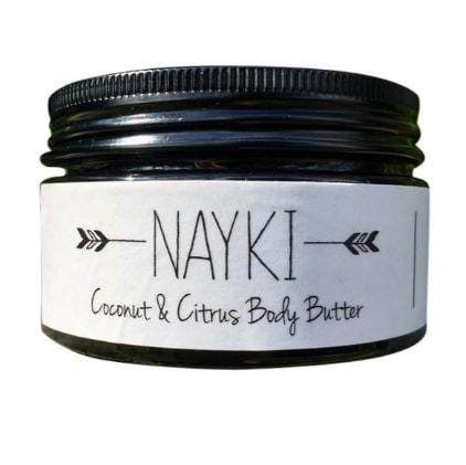 Get Nayki Organic Coconut and Citrus Body Butter