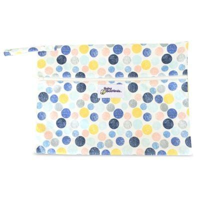 Baby Beehinds Large Wet Bag - Marbles Mania