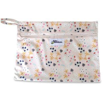 Baby Beehinds Large Wet Bag - Flutterby