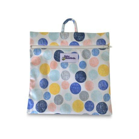 Baby Beehinds Mini Wet Bag - Marbles Mania