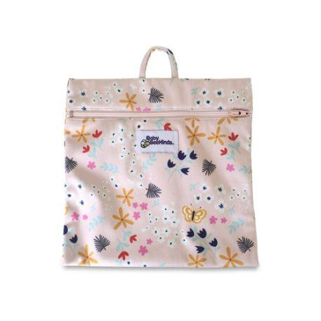 Baby Beehinds Mini Wet Bag - Flutterby