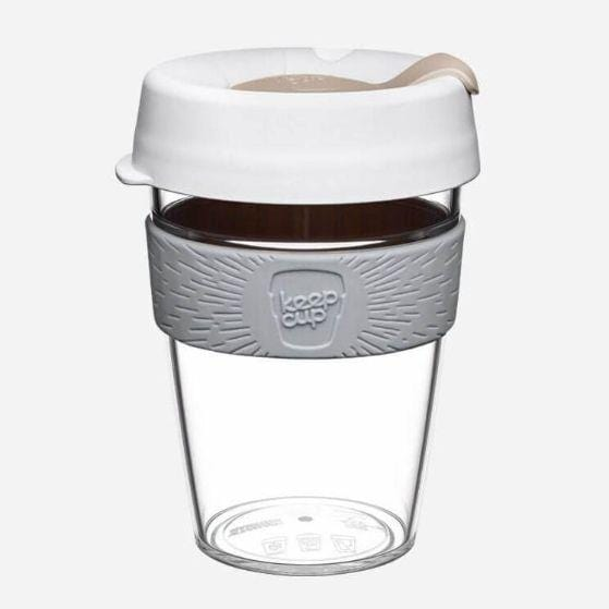 Keep Cup Coffee Cup - Original Edition, Nimbus - The Clean Collective