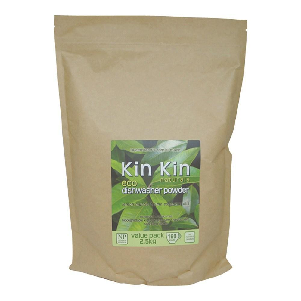 Kin Kin Naturals Eco Dishwasher Powder 2.5kg