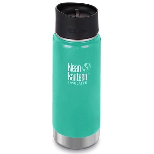 Klean Kanteen Insulated Coffee Mug 16oz, Sea Crest - The Clean Collective