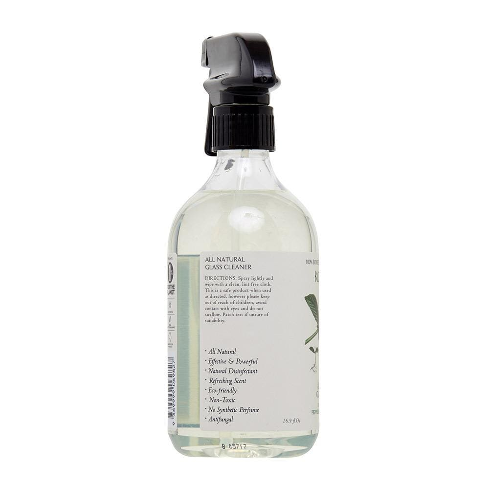 Koala Eco All Natural Glass Cleaner - Peppermint Essential Oil