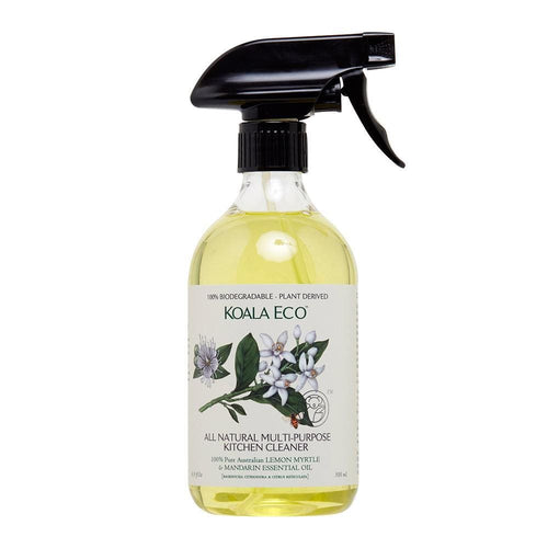 Koala Eco All Natural Multi-Purpose Kitchen Cleaner - Lemon Myrtle with Mandarin (500ml)