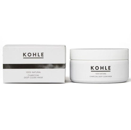 Kohle Charcoal and Coconut Deep Clean Mask- The Clean Collective