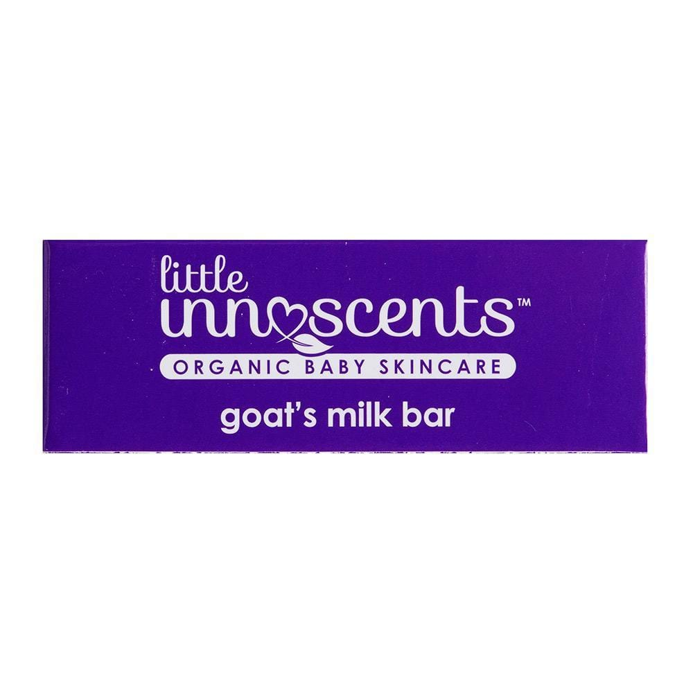 Little Innoscents Organic Baby Goat's Milk Soap Bar