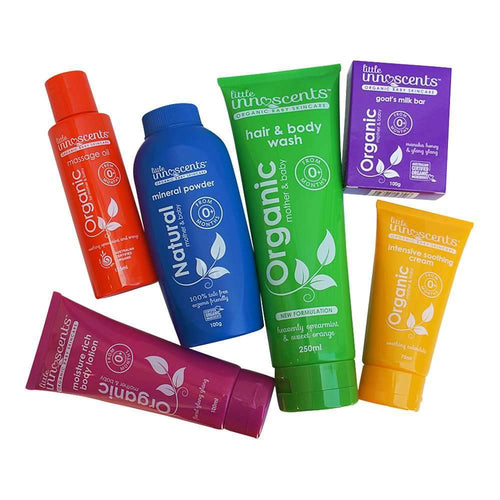 Little Innoscents Organic Bundle, Favourites