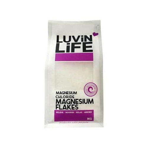 Luvin Life Magnesium Flakes- The Clean Collective