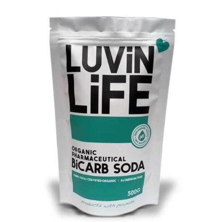 Luvin Life Organic Bicarb Soda - The Clean Collective