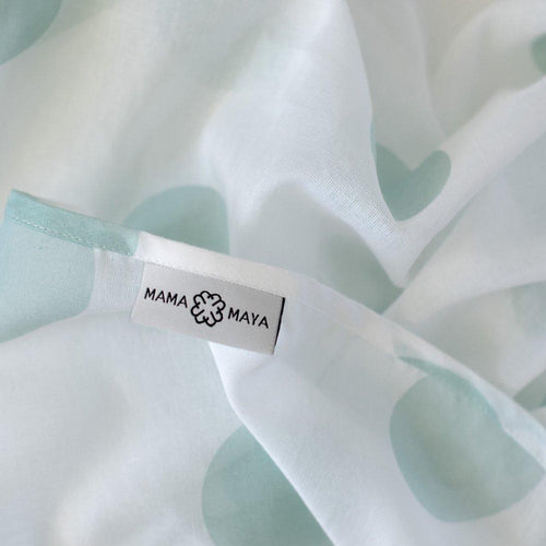 Organic Muslin Baby Wraps Blankets The Clean Collective