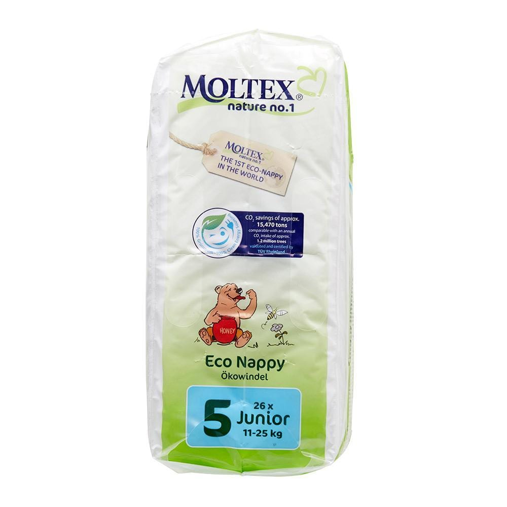 Moltex Junior Nappies (11-25kg)