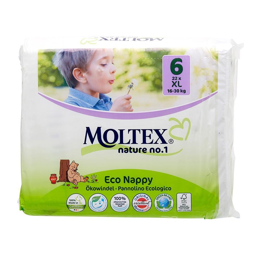 Moltex XL Nappies (16-30kg)