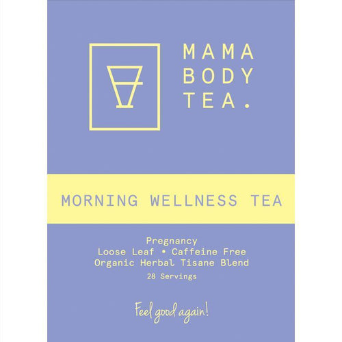Mama Body Tea Morning Wellness Tea