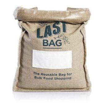 My Last Bag Bulk Food Bag, Large - The Clean Collective