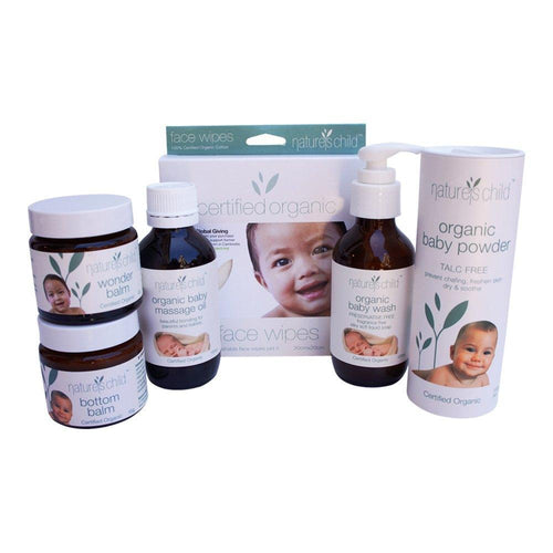 Nature's Child Organic Gift Bundle
