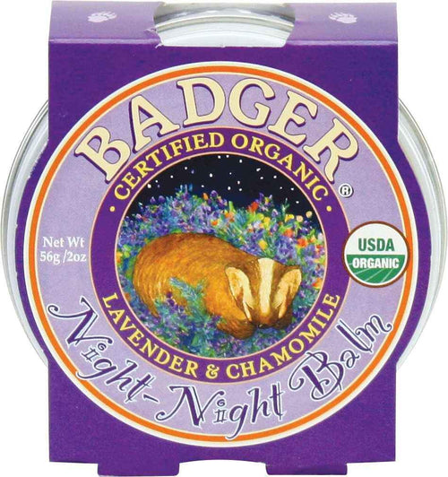 Badger Balm Night-Night Balm
