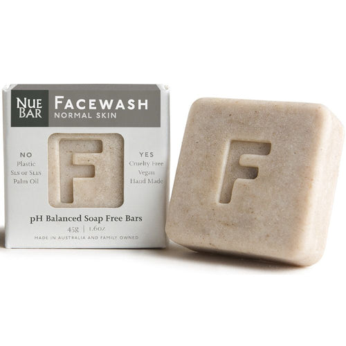 NueBar Facewash Bar, Normal Skin