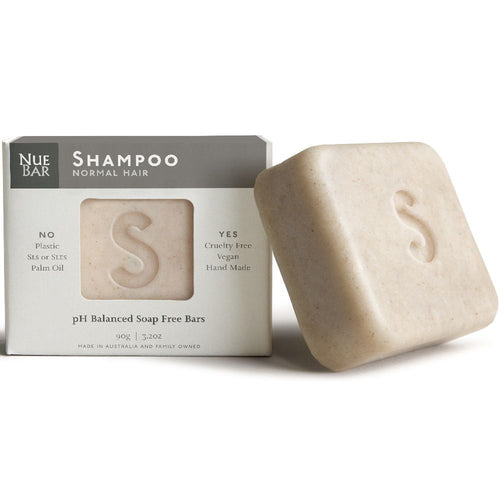 NueBar Shampoo Bar, Normal Hair