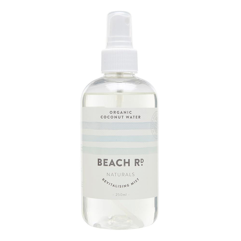 Beach Rd Naturals Organic Coconut Water Revitalising Mist