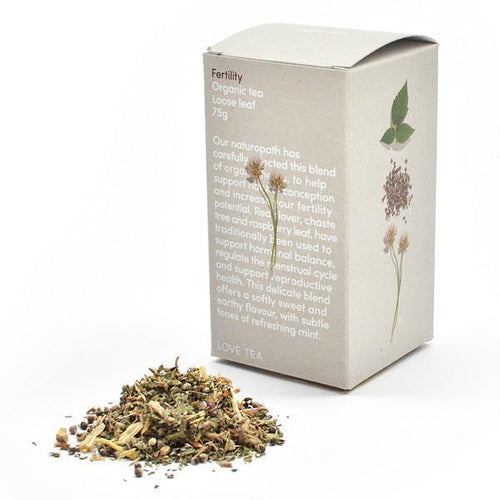 Love Tea Organic Fertility Tea