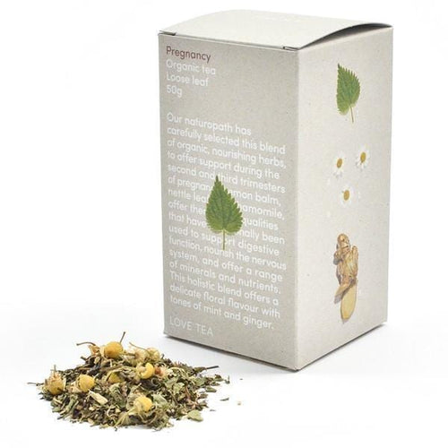 Love Tea Organic Pregnancy Tea