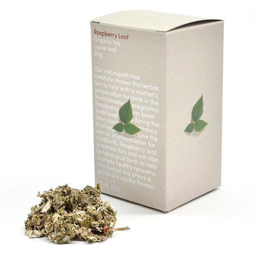 Love Tea Organic Raspberry Leaf Tea